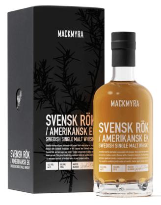 Mackmyra SVENSK RÖK AMERIKANSK EK